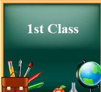 C 1st Class
