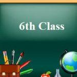 H 6th Class