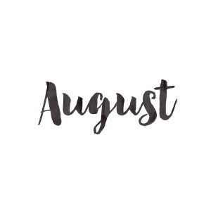08- August